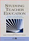 Studying Teacher Education : The Report of the AERA Panel on Research and Teacher Education, , 0805855920