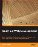 Seam 2. x Web Development, Salter, David, 184719592X