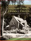 American Country Houses of the Thirties, Lewis A. Coffin, 0486455920