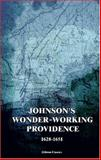 Johnson's Wonder-Working Providence, 1628-1651, Johnson, Edward, 1402195923