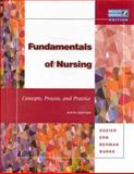 Fundamentals of Nursing : Concepts and Procedures Checklist Pack, Kozier, 0130175927