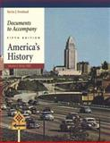 Documents to Accompany America's History since 1865, Henretta, James A. and Fernlund, Kevin J., 0312405928