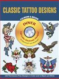 Classic Tattoo Designs, Eric Gottesman, 0486995925