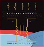 Electric Circuits, Nilsson and Riedel, Susan A., 0131465929