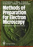 Methods of Preparation for Electron Micros, Robinson, D., 354017592X