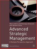 Advanced Strategic Management : A Multi-Perspective Approach, Jenkins, Mark, 1403985928