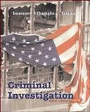 Criminal Investigation, Swanson, Charles R. and Chamelin, Neil C., 0072485922