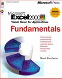 Microsoft Excel 2000 - Visual Basic for Applications Fundamentals, Jacobson, Reed, 0735605939