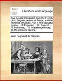 Five Novels, Jean Regnauld de Segrais, 1140655930