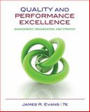 Quality and Performance Excellence, Evans, James R., 1133955932