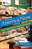 America Now : Short Readings from Recent Periodicals, Robert Atwan, 1457615932