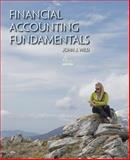 Financial Accounting Fundamentals with Connect Plus, Wild, John, 0077785932