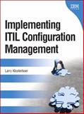 Implementing ITIL Configuration Management, Klosterboer, Larry, 0132425939