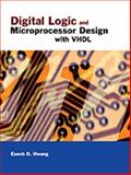 Digital Logic and Microprocessor Design with VHDL 9780534465933