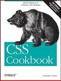CSS Cookbook, Christopher Schmitt, 059615593X