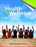 Health and Wellness, Edlin, Gordon and Golanty, Eric, 0763765937