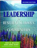 Leadership for Resilient Schools and Communities, Henry, Doris Annie and Milstein, Mike M., 1412955939