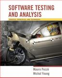 Software Testing and Analysis : Process, Principles and Techniques, Young, Michal and Pezze, Mauro, 0471455938
