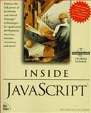 Inside JavaScript, New Riders Development Group Staff, 1562055933