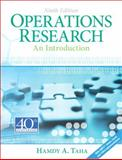 Operations Research : An Introduction, Taha, Hamdy A., 013255593X
