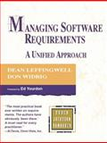 Managing Software Requirements : A Unified Approach, Leffingwell, Dean and Widrig, Don, 0201615932