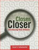 Closer and Closer, Carol S. Schumacher, 0763735930
