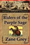 Riders of the Purple Sage, Zane Grey, 1490915931