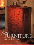 Fine Furniture for a Lifetime, Glen Huey, 1558705937