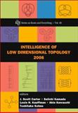 Intelligence of Low Dimensional Topology, , 9812705937