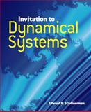 Invitation to Dynamical Systems, Scheinerman, Edward R., 0486485943