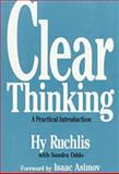 Clear Thinking, Hy Ruchlis and Sandra Oddo, 0879755946