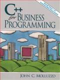 C++ for Business Programming, Molluzzo, John C., 0135775949
