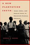 A New Plantation South : Land, Labor, and Federal Favor in Twentieth-Century Arkansas, Whayne, Jeannie, 0813925940