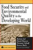 Food Security and Environmental Quality in the Developing World, Lal, Rattan, 1566705940