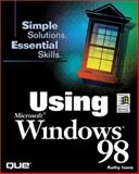 Using Windows 98, Ivens, Kathy, 0789715945