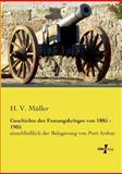 Geschichte des Festungskrieges Von 1885 - 1905, H. V. Müller, 395610594X