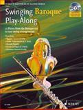 Swinging Baroque Play-along, Alexander L'Estrange, 1902455940
