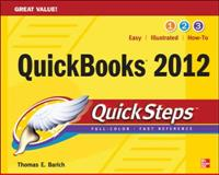 QuickBooks 2012 QuickSteps, Barich, Thomas, 0071775943