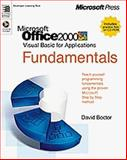 Microsoft Office 2000 : Visual Basic for Applications Fundamentals, Boctor, David, 0735605947