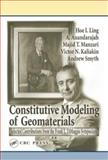 Constitutive Modeling of Geomaterials 9780849315947