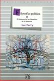Filosofía Política, II 9789681635947