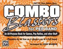 Combo Blaster for Pep Band, Wasson, John, 0769285945
