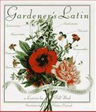 Gardener's Latin 9780945575948