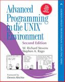 Advanced Programming in the UNIX Environment, Rago, Stephen A. and Stevens, W. Richard, 0321525949