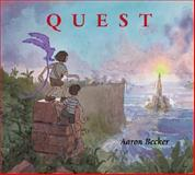 Quest, Aaron Becker, 0763665959