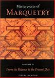 Masterpieces of Marquetry, Pierre Ramond, 0892365951