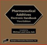 Pharmaceutical Additives Electronic Handbook, 5 User Network, , 1890595950