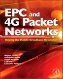 EPC and 4G Packet Networks : Driving the Mobile Broadband Revolution, Olsson, Magnus and Mulligan, Catherine, 012394595X