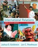 International Relations, 2008-2009, Goldstein, Joshua S. and Pevehouse, Jon C., 0205585957