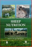 Sheep Nutrition, Mike Freer, Hugh Dove, 0851995950